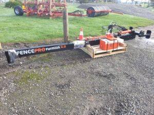 fence pro post rammer post driver