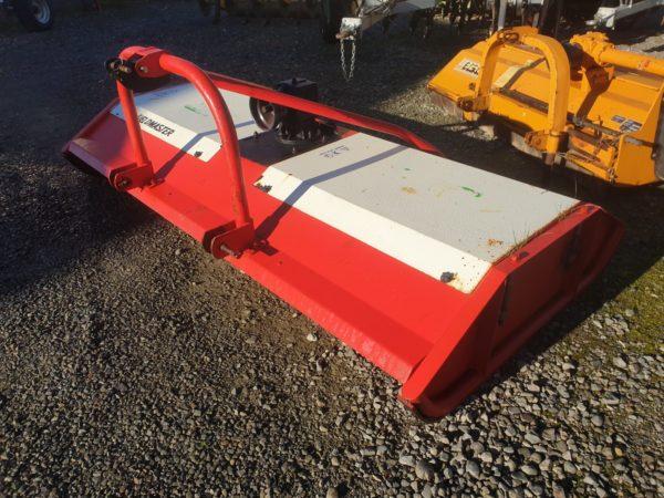 fieldmaster topper mower