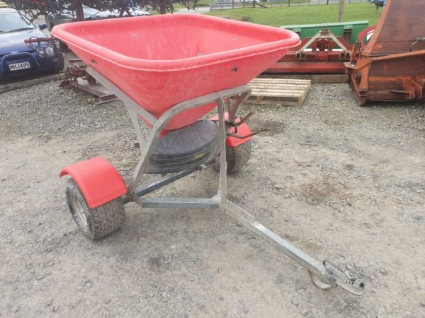 walco spreader urea