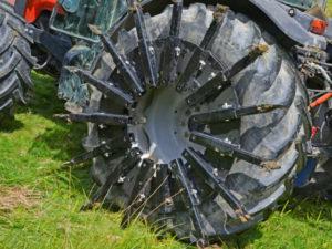 spike wheels